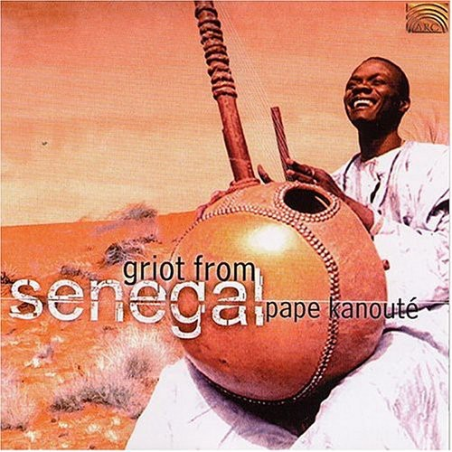 Pape Kanoute-Griot from Senegal