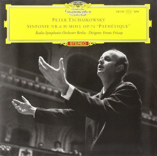 Tchaikovsky: Sym No 6