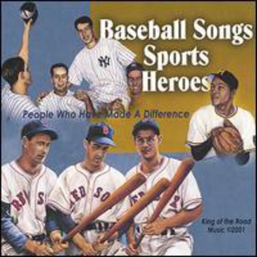 Baseball Songs Sports Heroes