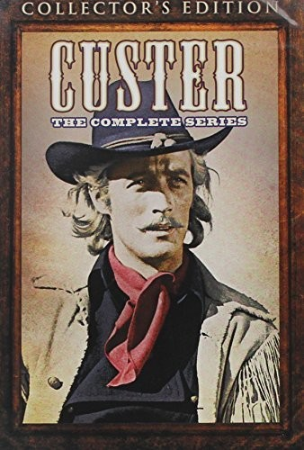 Custer: The Complete Series (Collector's Edition)