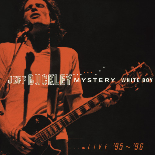 Jeff Buckley - Mystery White Boy [LP]