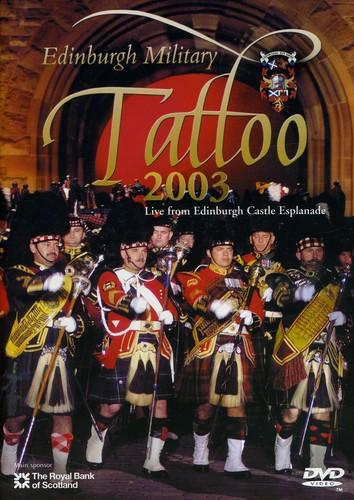 Edinburgh Military Tattoo 2004
