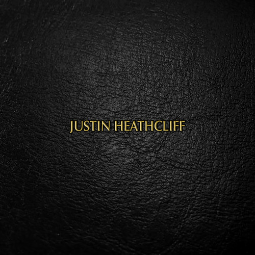 Justin Heathcliff - Justin Heathcliff (Blk) (Ltd) (Ogv)