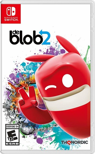 - De Blob 2 for Nintendo Switch
