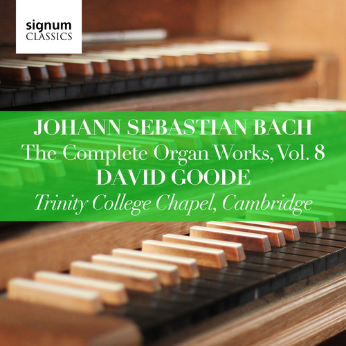 David Goode - Complete Organ Works 8