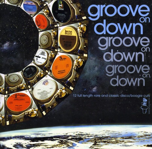 Groove On Down [Import]
