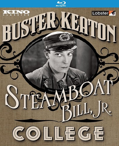 John Muri - Steamboat Bill Jr. / College (2pc)