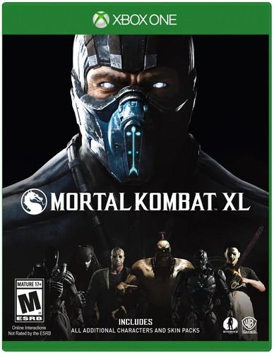 - Mortal Kombat Xl
