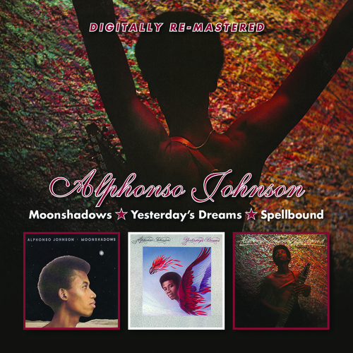Alphonso Johnson - Moonshadows/Yesterday's Dreams/Spellbound (Uk)