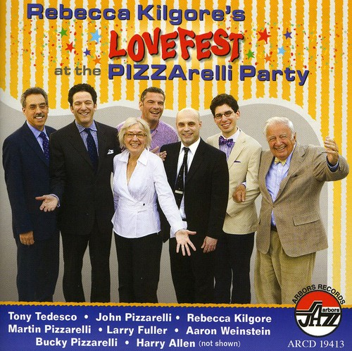 Lovefest at the Pizzarelli Party
