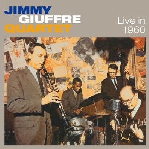 Jimmy Giuffre - Live In 1960 [Import]