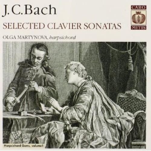 Selected Clavier Sonatas Harpsichord Gems 1