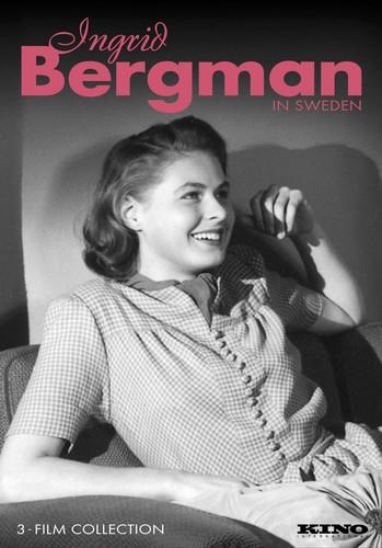 Ingrid Bergman in Sweden (3-Film Collection)