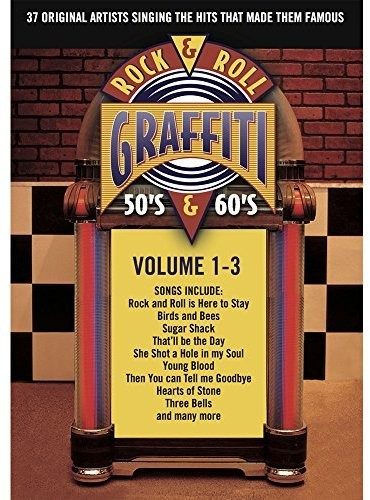 Rock and Roll Graffiti: Volume One, Two and Three
