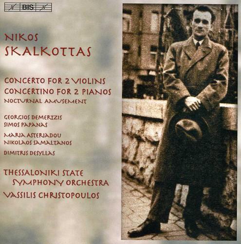 Concertos for 2 Violins & Pianos