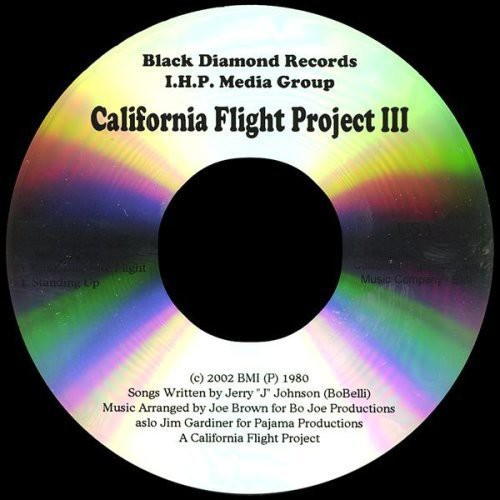 California Flight Project 3
