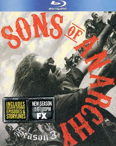 Sons Of Anarchy [TV Series] - Sons of Anarchy: Season 3