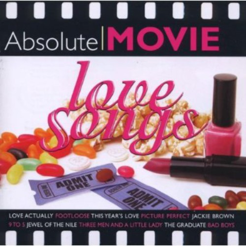 Absolute Movie Love Songs /  Various [Import]