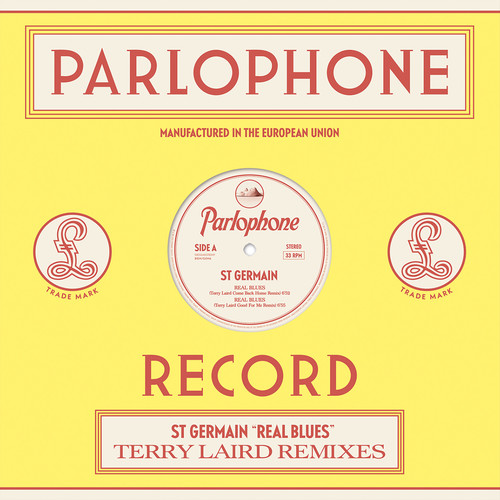 St. Germain - Real Blues (Terry Laird Remixes) [Vinyl Single]