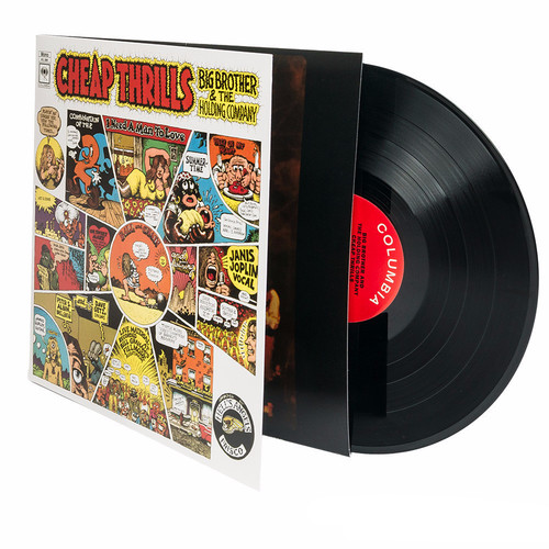 Big Brother & The Holding Company Featuring Janis - Cheap Thrills (Mono)