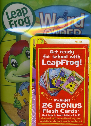 Leap Frog: Word Caper