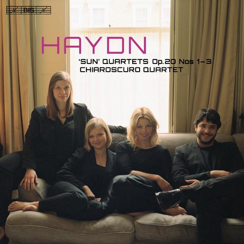 Haydn: Sun Quartets Op. 20 Nos. 1-3