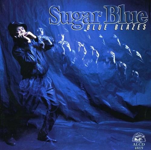 Sugar Blue - Blue Blazes