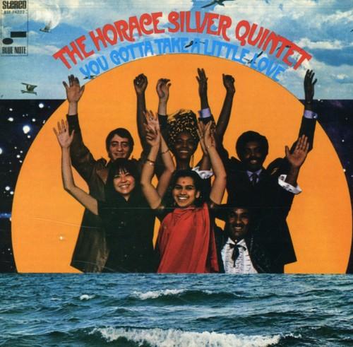 Horace Silver - You Gotta Take A Little Love