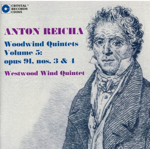 Woodwind Quintets Op 91