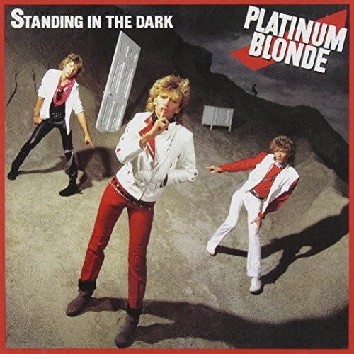 Platinum Blonde - Standing In The Dark (Can)