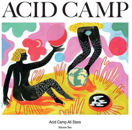 Acid Camp All Stars Volume 2 (Various Artists)