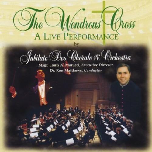 Wondrous Cross: A Live Performance