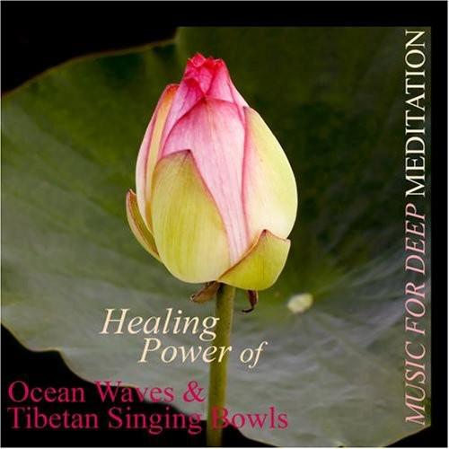 Healing Power of Ocean Waves & Tibetan Singing Bow