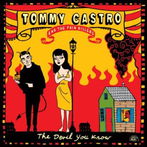 Tommy Castro - The Devil You Know [Vinyl]