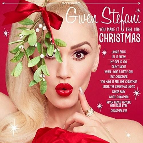 Gwen Stefani - You Make It Feel Like Christmas [White LP]