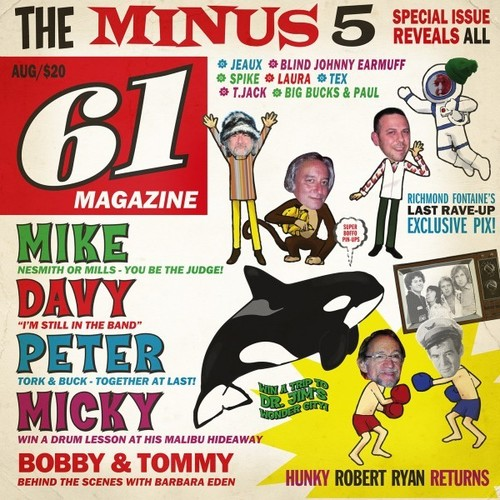 The Minus 5 - Of Monkees & Men