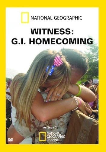 National Geographic: Witness - G.I. Homecoming