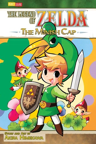 - The Legend of Zelda, Vol. 8: The Minish Cap