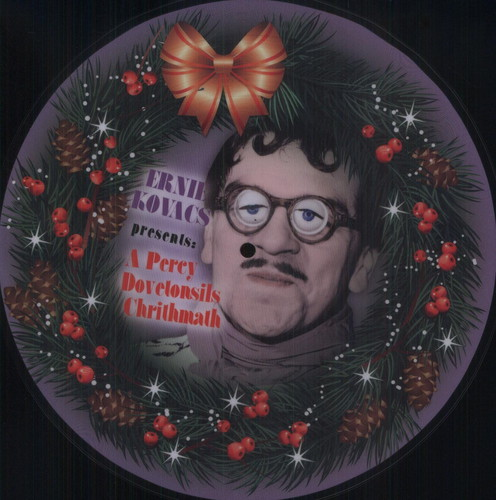 Presents a Percy Dovetonsils Chrithmath