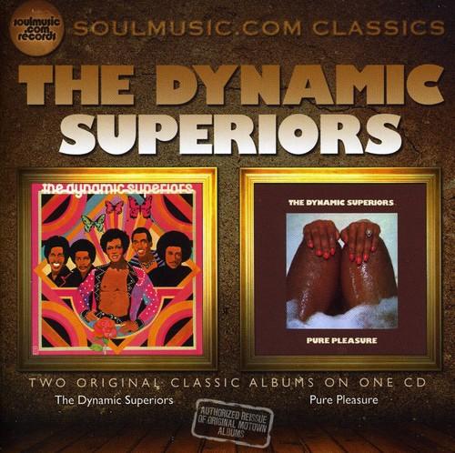 Dynamic Superiors /  Pure Pleasure [Import]
