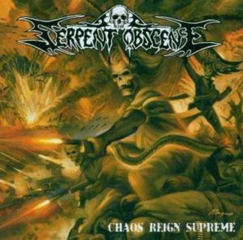 Chaos Reign Supreme