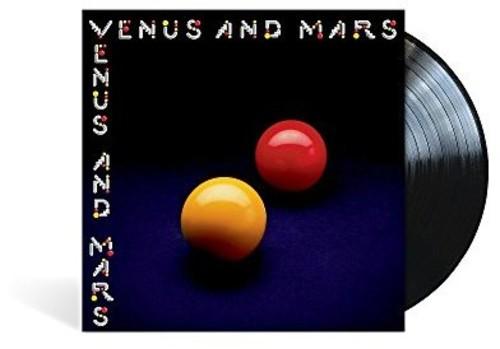 Paul McCartney & Wings - Venus & Mars [Import LP]