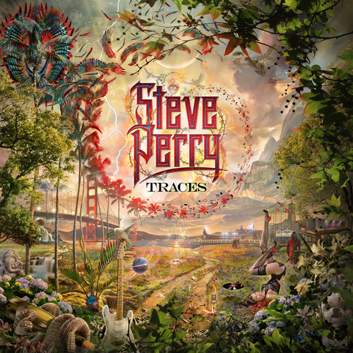Steve Perry - Traces [Limited Edition Deluxe Lenticular 2LP]