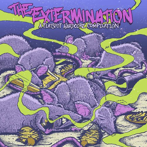 Extermination: A Flatspot Hardcore /  Various