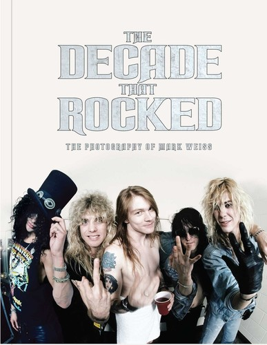 - The Decade That Rocked: The Music and Mayhem of '80s Rock and Metal