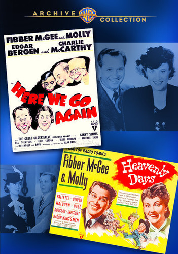 Fibber McGee and Molly: Double Feature