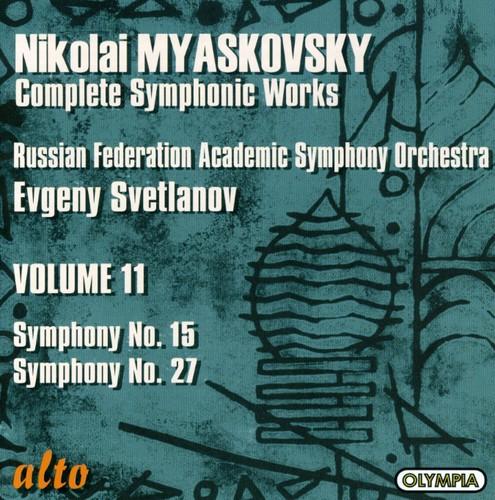 Symphonies 15