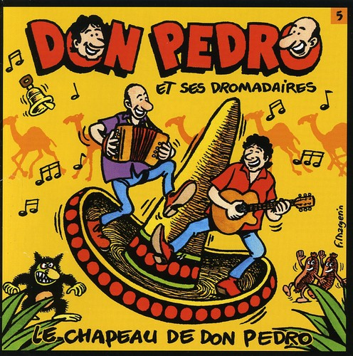 Chapeau de Don Pedro [Import]