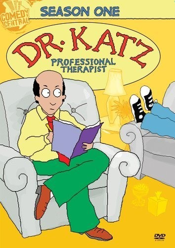 Dr. Katz - Professional Therapist: Season 1