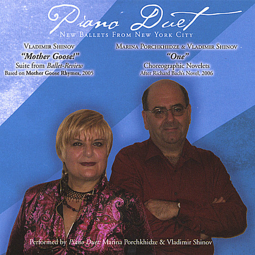 Piano Duet New Ballets from New York City